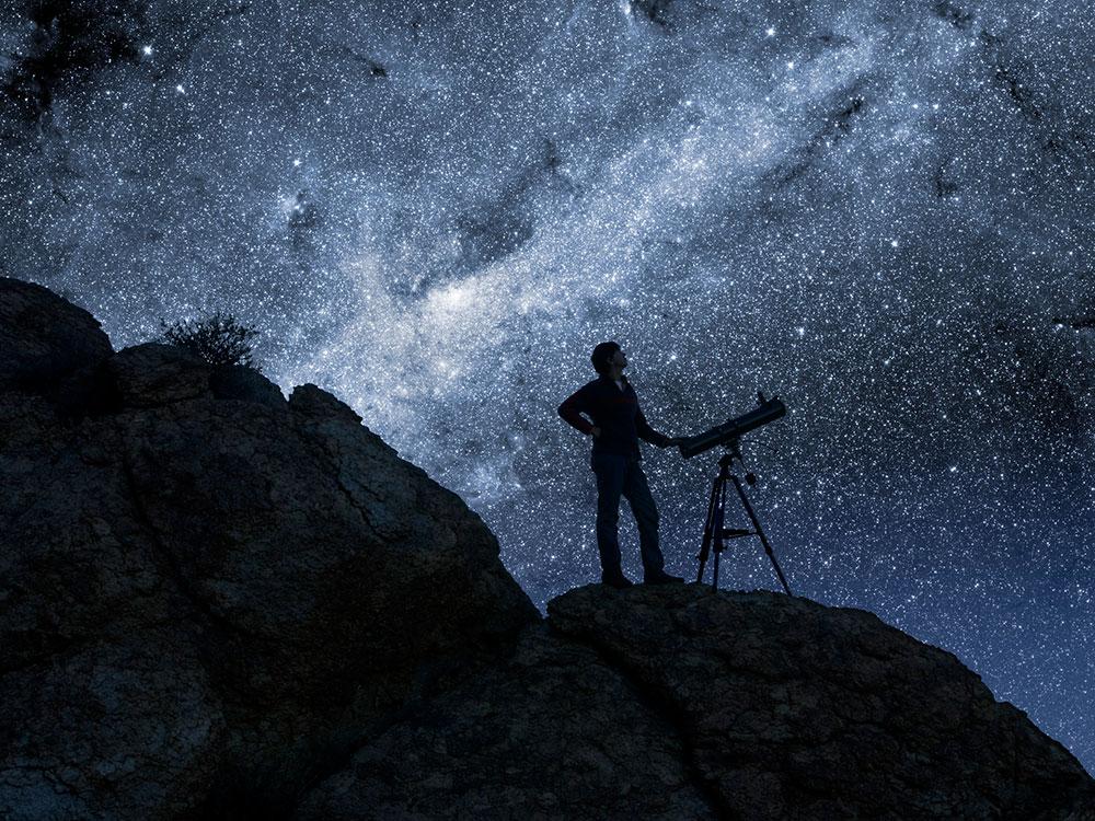 ASTRONOMIA: Observación del cielo