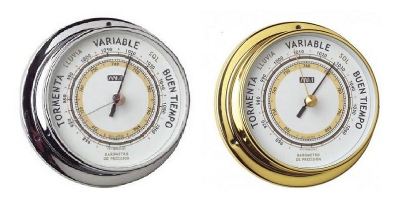 Concepto de presión atmosférica