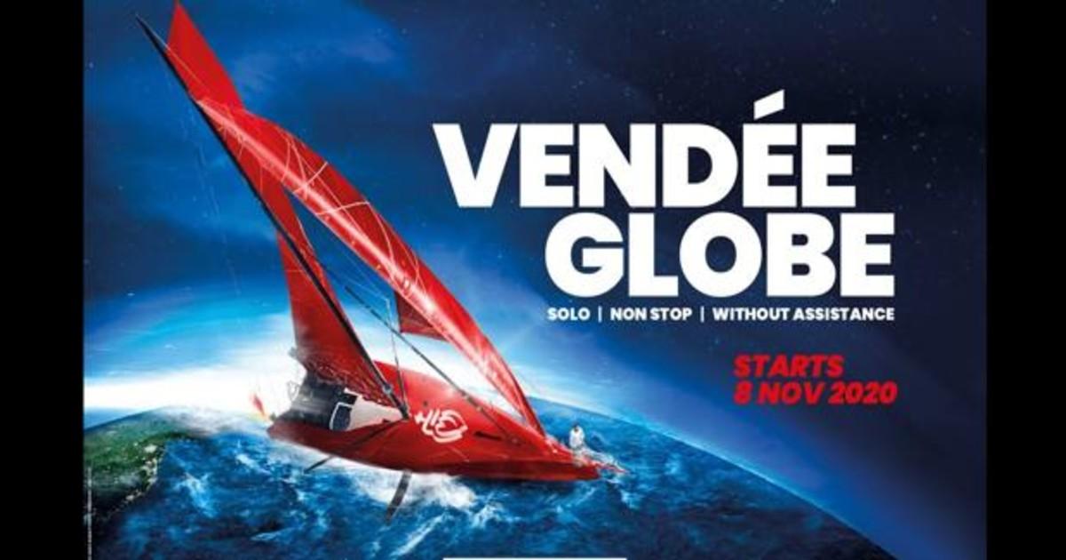 Flota récord en la edición 2020 de la Vendée Globe