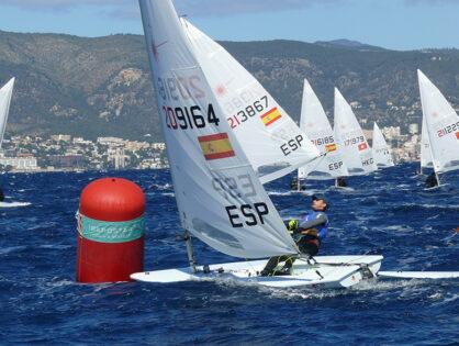 Ibiza acoge el Campeonato de España de Laser Standard